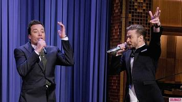 watch justin timberlake and jimmy fallon reunite for another epic 'history of rap' performance